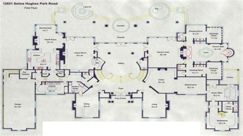 floor plans of mansions mega mansion floor plans luxury mansion floor plans