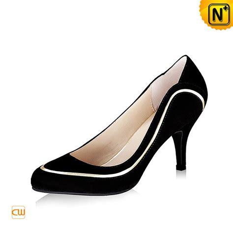 pumps shoes nubuck leather pumps shoes cw304012