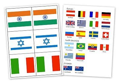 flags of the world memory game country flag printables memory game homeschooling