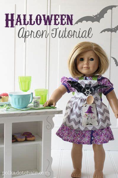 apron pattern american girl doll american girl doll sewing patterns halloween apron