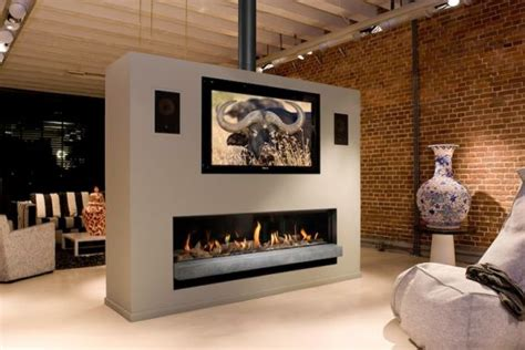 2 Sided Fireplace Ideas by 16 Sensational And Two Sided Fireplace Ideas
