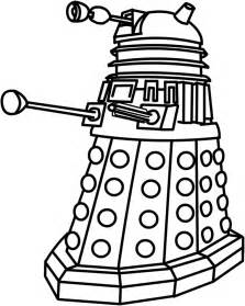 Draw On Pictures dalek picture drawing drawing images