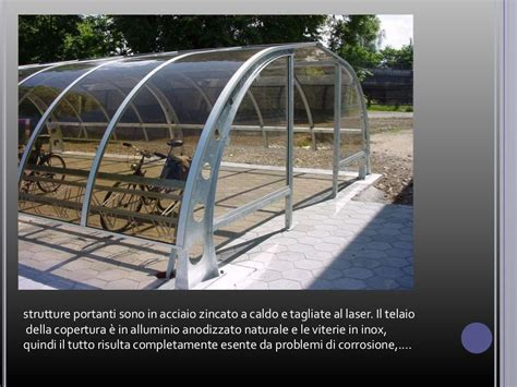 tettoie per biciclette pensiline per parcheggi biciclette tettoie moto e scooter