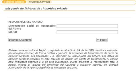 nueva ley de la factura 19983 personas personas alta del fichero de proteccion de datos en la lopd