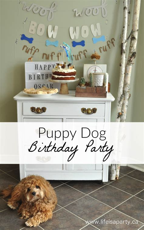 pet themed kids parties best kids party supplies puppy dog birthday party
