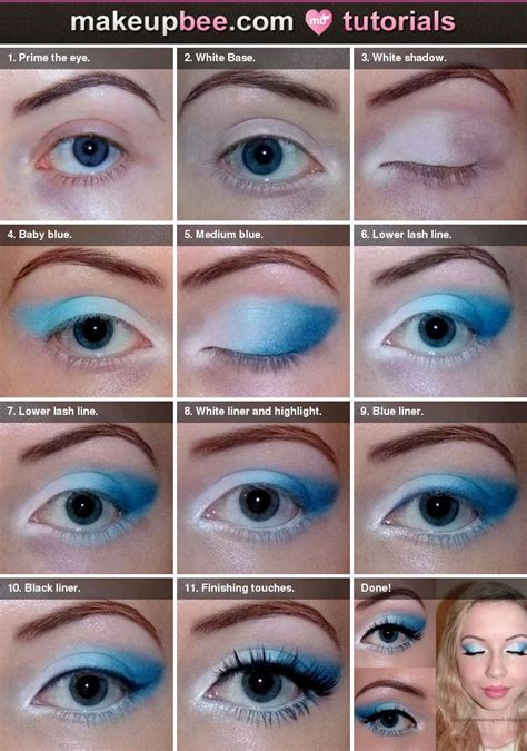 tutorial makeup princess step by step tutorial for disney princess series