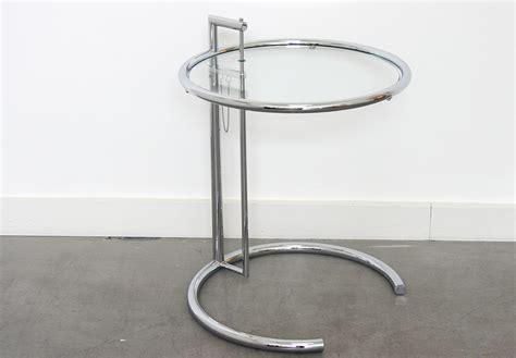 Tisch Eileen Gray by Beistelltisch E 1027 Eileen Gray Classicon