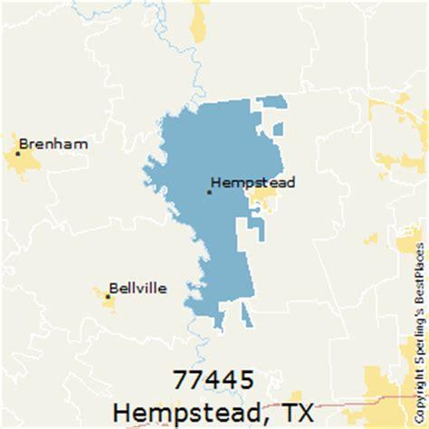 hempstead texas map best places to live in hempstead zip 77445 texas