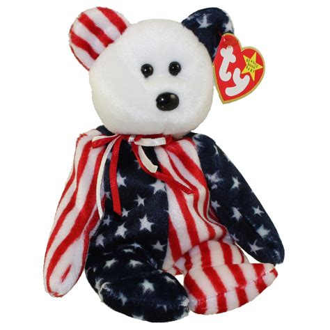 ty beanie babies ty beanie babies 3 spangles bears ebay
