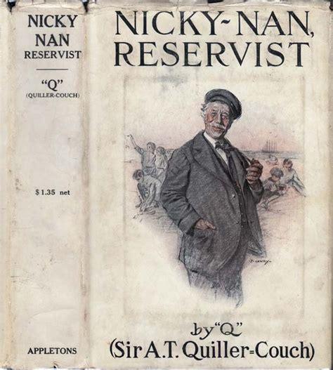 Sir Arthur Quiller by Nicky Nan Reservist Q Sir Arthur Quiller
