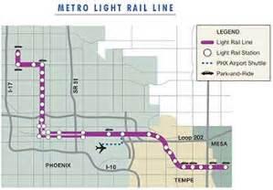 valley metro map