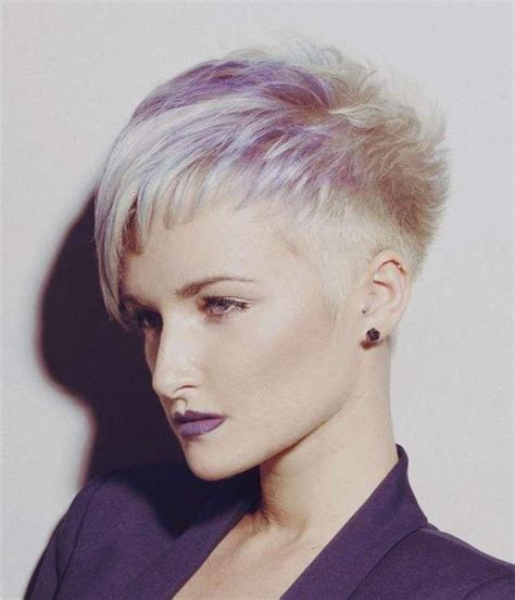 92 best short funky hair cuts images on pinterest hair photo gallery of funky short haircuts for fine hair