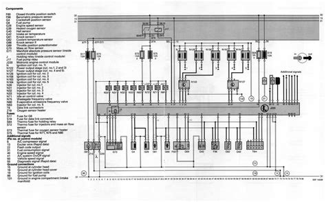 1990 audi v8 electrical wiring diagrams audi s4 20 valve cylinder 1992 wiring diagram all about