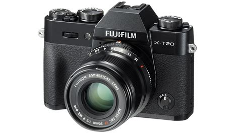Fujifilm X T20 fujifilm x t20 kleine spiegellose systemkamera mit 4k
