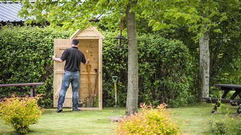 build  small garden tool shed  knowledge blog