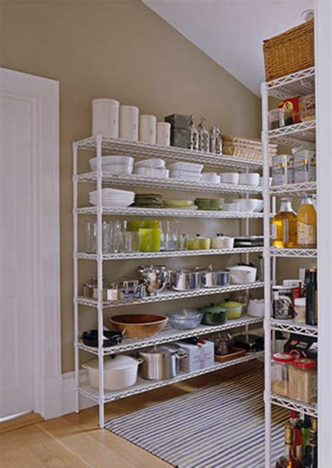 Organizing A Pantry With Wire Shelves by Organizing The Kitchen Pantry In 5 Simple Steps