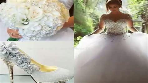 imagenes de vestidos de novia lindos los vestidos de novia mas lindos del mundo youtube