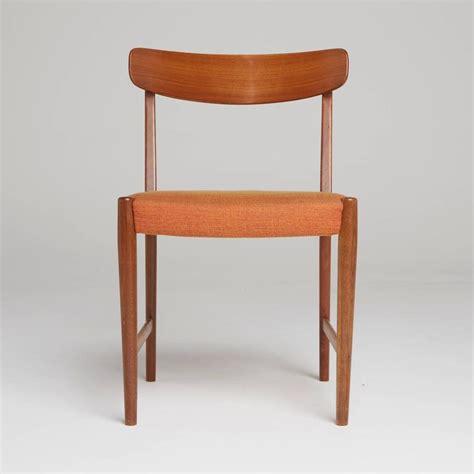 Swedish Dining Chairs Swedish Teak Dining Chairs For Skaraborgs Mobelindustri At 1stdibs
