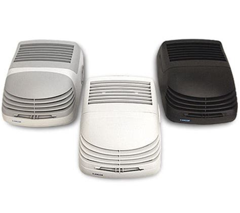 amcor 2 speed air purifier with washable filter qvc
