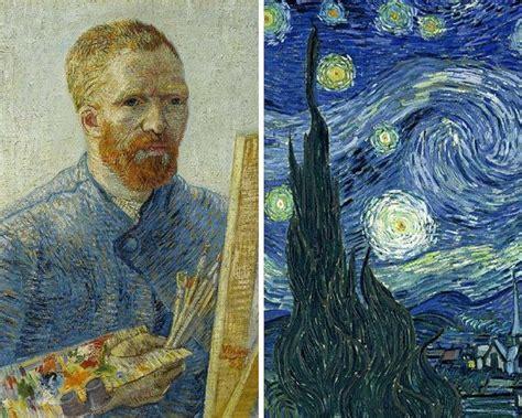 el pintor de las vincent van gogh el pintor de quot la noche estrellada quot muri 243 de esta tr 225 gica forma diario correo