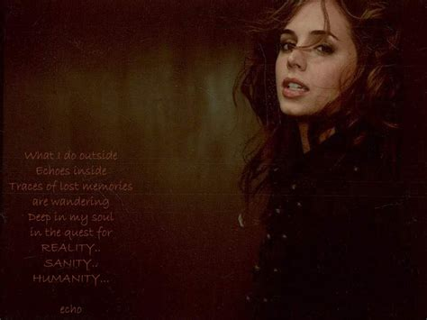 a doll house quotes eliza dushku dollhouse quotes quotesgram