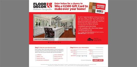 Hgtv Magazine Home Makeover Sweepstakes - decor magazine sweepstakes 28 images the glam guide instyle magazine makeup