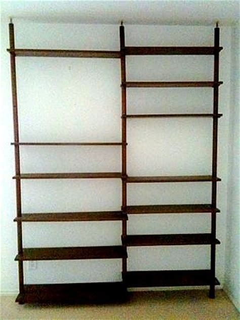 classic upholstery wilmington ma tension shelf 28 images ship mid century tension shelf