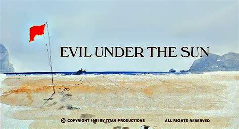 evil under the sun 0007274556 evil under the sun