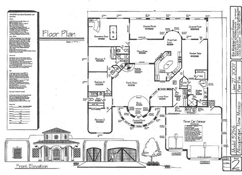 first rate 15 blueprints for houses with open floor plans customize floor plans flow homes