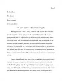 Writing A Historical Research Paper Points To Remember While Writing Art History Research Paper