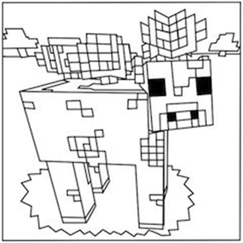 minecraft bat coloring pages pin by bethany jones on elijah pinterest