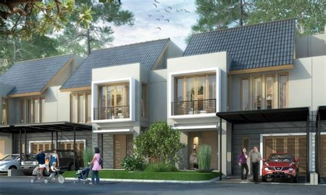 daftar perumahan murah di indonesia 5 perumahan berkonsep smarthome di sekitar jakarta pasar