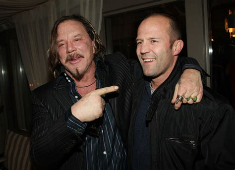 Film Jason Statham Mickey Rourke | jason statham and mickey rourke photos photos the cinema