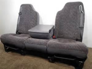 replacement dodge hemi ram oem truck seats 1994 1995 1996