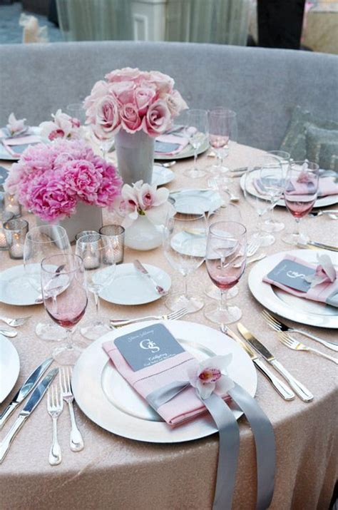 bridal shower round table decoration ideas 1000 images about wedding table design on pinterest