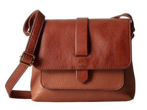 fossil kinley small crossbody at zappos