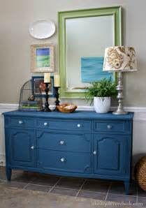 Annie Sloan Painted Sideboard Furniture Paint Colors 7 Fabulous Selections