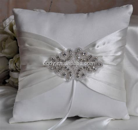 Wedding Pillow Sets by 2014 Bling Wedding Decoration Sets Wedding Guest Book And Pen Set Beaded Ring Pillow Decorating