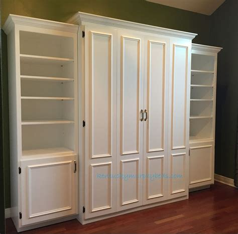 queen size murphy bed best 25 queen murphy bed ideas on pinterest diy murphy