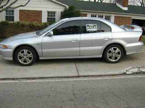 mitsubishi galant gtz 2001 buy used 2001 mitsubishi galant gtz sedan 4 door 3 0l in