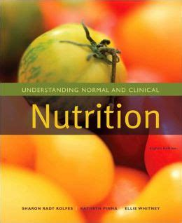 understanding nutrition books understanding normal and clinical nutrition edition 8 by