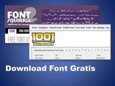 font membuat power point download font keren gratis untuk untuk mengoptimalkan