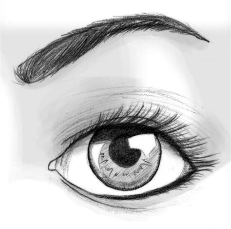 Imagenes De Ojos Faciles De Dibujar | ojos para dibujar