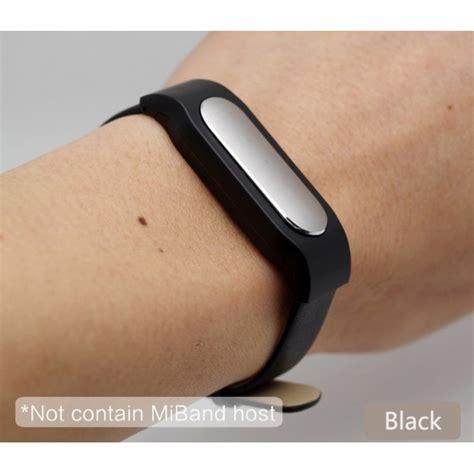 Xiaomi Mi Replacement Band For Xiaomi Mi Band Mi Band 1s Oem Pink leather replacement wrist band bracelet for xiaomi mi band