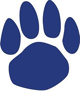 jaguar paw print clipart best