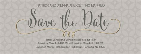 free printable save the date business card templates free save the date invitations and cards evite