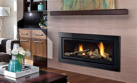 Gas Fireplaces Vancouver by Gas Fireplace Inserts Greater Vancouver Fireplace