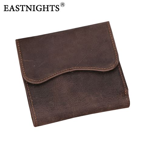 Handcrafted Leather Wallet - aliexpress buy eastnights vintage