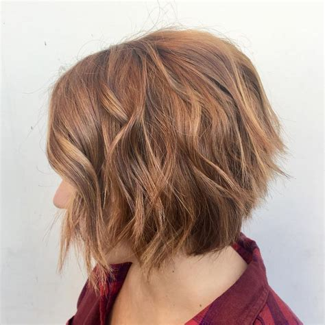 Choppy Hairstyles For Hair by 40 Amazing Choppy Bob Hairstyles For Medium Hair