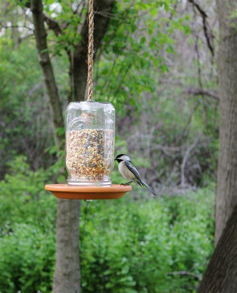 Feeder Home 1000 Images About Jar Bird Feeder On